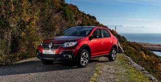 Фото: Renault Sandero Stepway, источник: Renault