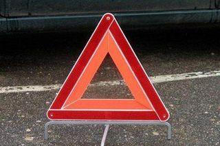 На КАД в районе Кронштадта столкнулись 5 автомобилей
