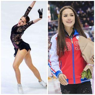Олимпийская чемпионка Алина Загитова Фото: Соцсети