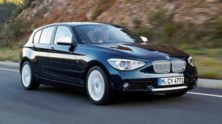 Новый BMW 1-Series станет крупнее и будет иметь полный привод