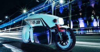 Беспилотный мотоцикл Brigade может заменить полицейских на дороге