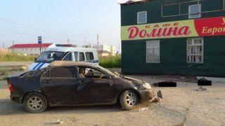 В Якутске произошло ДТП, есть погибшие