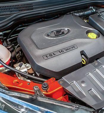 Россияне недовольны: «АвтоВАЗ» потихоньку избавляется отдвигателей 1.8 наLADA Vesta