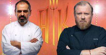 Конфликт назрел на «Адской кухне»: Ивлев невзлюбил Мнацаканова из-за его непрофессионализма