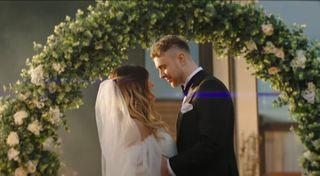 В клипе Крид и Нюша поженилисьФото: youtube Егор Крид