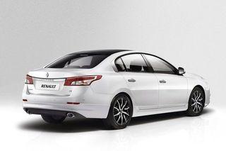 В России стартуют продажи обновленного «Renault Latitude»