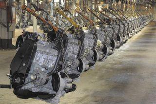 Моторы на«АвтоВАЗе», источник: LADA