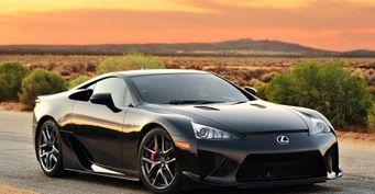 Toyota Motor отзовёт более 66 тысяч машин Lexus из Китая