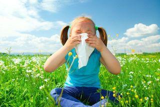 Ученые: Причиной аллергии у детей является жизнь в городе