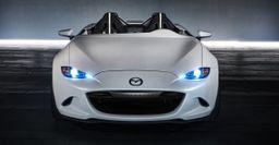 Mazda облегчила концепт спидстера MX-5 на 45 кг