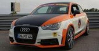 Audi A1 Nardo Edition