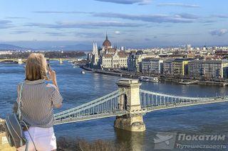 Будапешт— кусочек Европы соследами России.Изображение: Pokatim, Виктор Артемьев