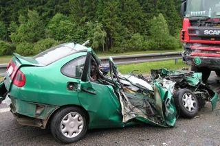 Во Всеволожском районе Ленобласти случилась серьезная авария