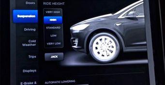 Tesla Model 3 получит пневматическую подвеску и двухмоторный вариант