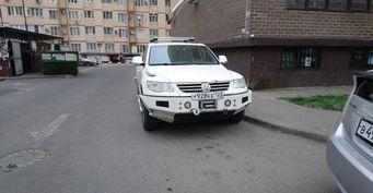 Volkswagen Touareg с оффроуд-тюнингом: А есть ли смысл?