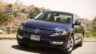 Volkswagen выпустил Passat нового поколения