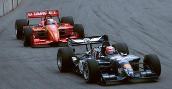 IndyCar вернется к дизайну болидов 90-х годов