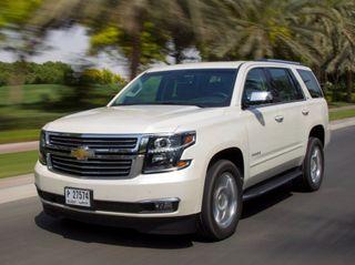 Chevrolet объявила рублевые цены на новый Tahoe