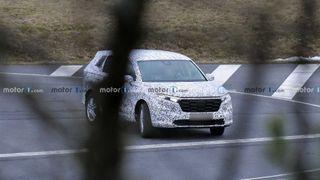 Honda CR-V 2023. Фото: Motor1