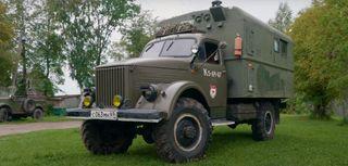 Фото: ГАЗ-63, источник: Скриншот с YouTube-канала Иван Зенкевич