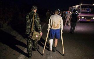 Ополченцы ДНР обменялись пленными с силовиками