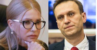 Пример заразителен: Юлия Тимошенко, как иНавальный, «вышла изстроя» поболезни