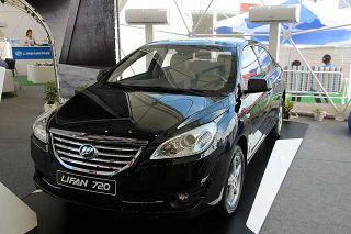 В России стартовали продажи китайского седана Lifan Сebrium