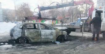 Отзыв непомог: Очередной LADA XRay сгорел вТольятти