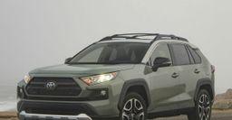 Больше чем стильный обвес: Плюсы и минусы «внедорожной» Toyota RAV4 TRD Off-Road 2020