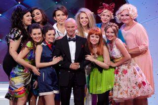 Фото: шоу Comedy Woman, ТНТ