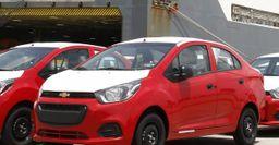 Chevrolet запустил производство бюджетного седана Beat