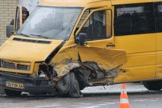 В Москве в аварии пострадали 7 человек