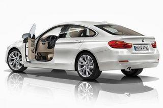 Тюнинг-ателье AC Schnitzer показало BMW 4-Series Gran Coupe