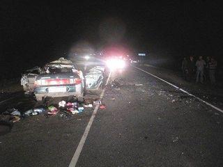 В Мордовии в результате аварии погибли 7 человек, в том числе и двое детей