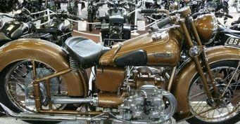 В Москве откроется музей ретро-мотоциклов
