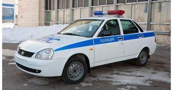 В ДТП с полицейской машиной пострадала 7-летняя девочка в Петербурге