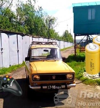 Советская «Тесла» на«Винде»: Из«Москвича» сделали беспилотный электромобиль