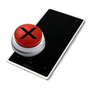 Вскоре смартфоны с ОС Android обзаведутся «кнопкой смерти»