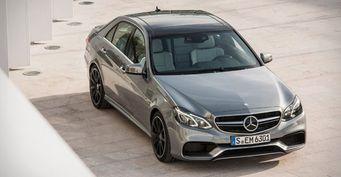 «Заряженный» седан Mercedes-AMG E63 4Matic дебютирует в Женеве