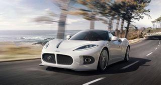 Spyker выпустит спорткар B6 Venator в следующем году