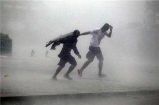 Японцы ожидают на юге страны самый мощный за последние 10 лет тайфун
