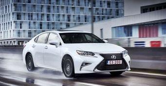 Акция «Роскошные недели» от Lexus продлится в России до конца февраля