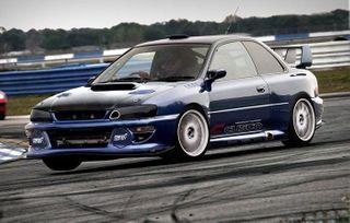 Subaru Impreza покидает отечественный автомобильный рынок