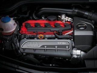 Мотор Audi 2.5 TFSI пятый раз кряду признан двигателем года