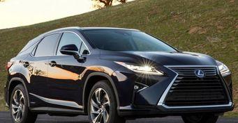 Lexus укрепляет позиции на рынке России