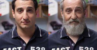 «Универ. Старая общага»: Какбы выглядели герои сериала, если актёры продолжат сниматься допенсии