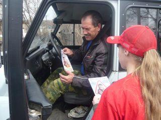 Дети Хабаровского края пристыдили водителей из Амурска