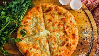 Сырные хачапури | Фото: no.pinterest.com