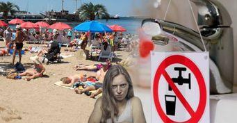 ВГеленджике нерады туристам: Местные против гостей из-за отсутствия воды