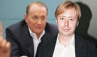 Александр Васильевич иСан Саныч Масляковы